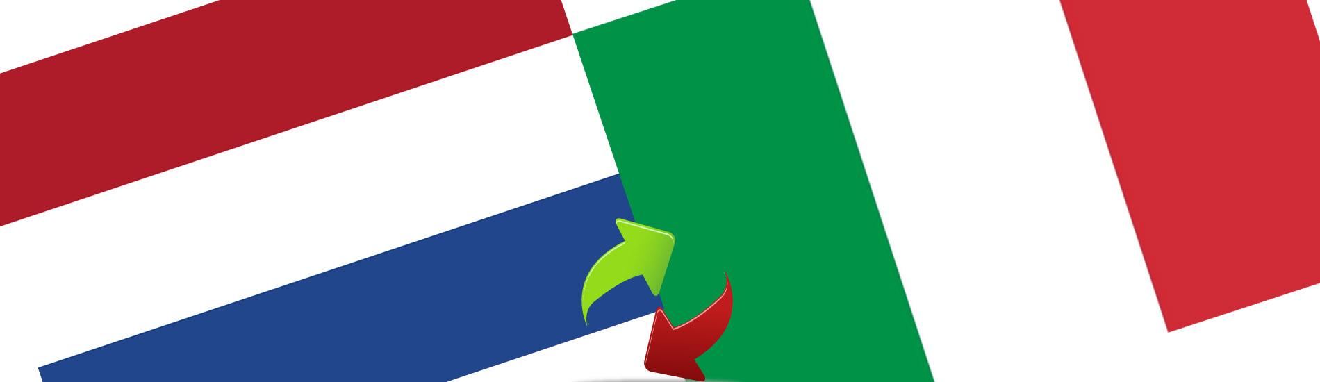 Uw Nederland – Italië specialist
