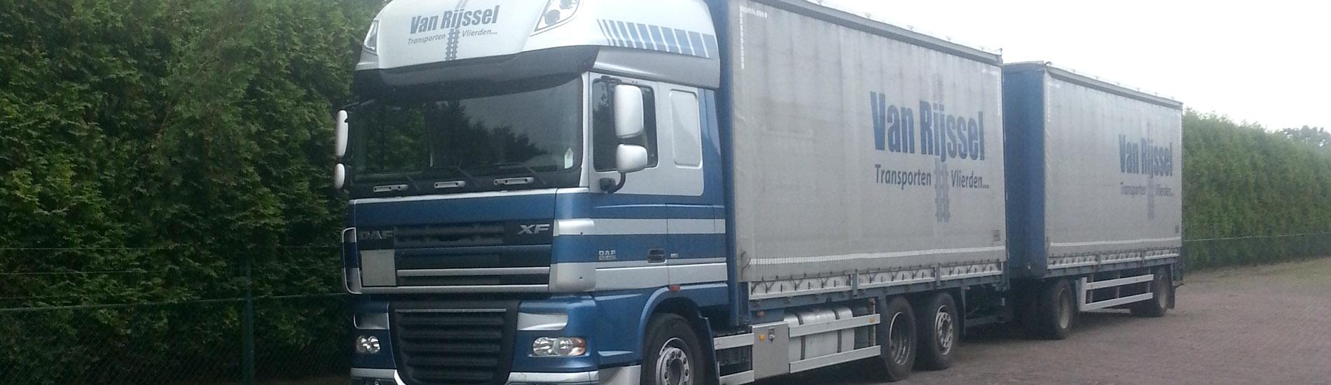 Transport van goederen en stukgoederen